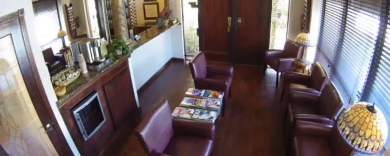 Interior Dental Implant Office Stuart Florida 2
