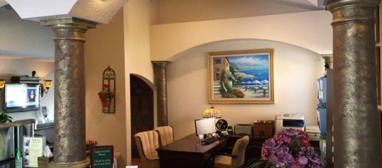 Interior Dental Implant Office Stuart Florida 1