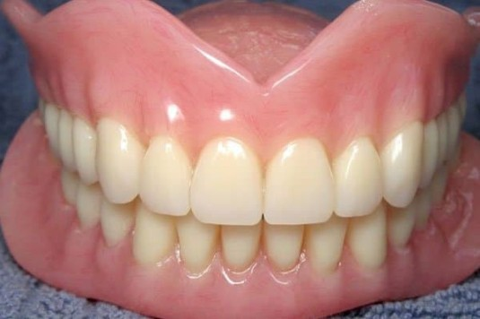 Types of Artificial Teeth Full Set Dentures Stuart Port St Lucie Palm City